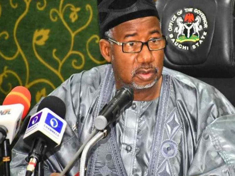 Bauchi State Governor Bala Mohammed
