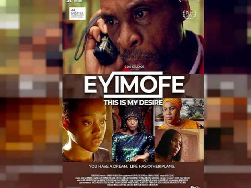 Eyimofe Movie Poster