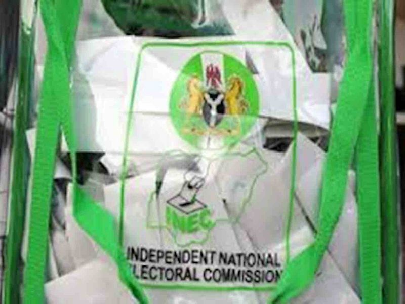 Edo Guber Elections: INEC DISPLAYS LIST OF PARTY CANDIDATES