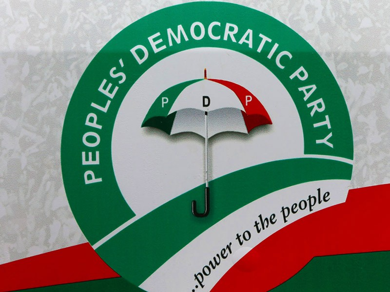 Photo of the PDP Logo
