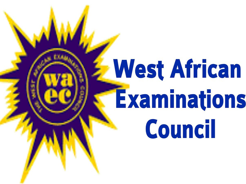 Photo of the WAEC Logo